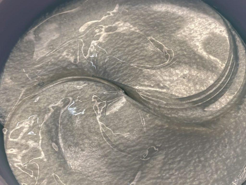 тканевые патчи вокруг глаз